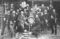 ancestors makin beer