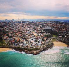 A cozy coast part of Sydney in Australia /// #travel #wanderlust