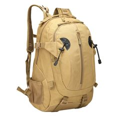 de6616dcb222f Military Tactical Assault Pack Backpack Army Molle Waterproof Bug Out Bag  Small Rucksack for Outdoor Hiking Camping Hunting