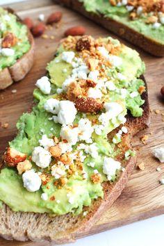 ... to Avocado on Pinterest | Avocado Toast, Avocado and Grilled Avocado