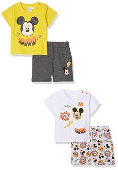 8e285e8c4 FABTASTICS Baby Boys Clothing Set, Pack of 2: Amazon.co.uk: Clothing