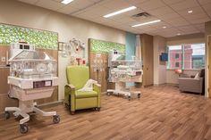 #NICU Akron Children's Hospital | Hasenstab Architects