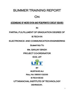 Lg electronics vendor summer internship report by mustahid ali via slideshare