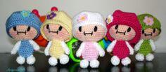 Karla & friends free amigurumi pattern