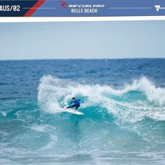 PUMPING SWELL DELIVERS AT RIP CURL PRO BELLS BEACH - WSL CHAMPION DE SOUZA SUFFERS SHOCK ROUND 3 ELIMINATION - FIRING CONDITIONS IGNITE BELLS BEACH FOR WORLD'S BEST SURFERS - MORE AT WORLDSURFLEAGUE.COM  Location:  Bells Beach Victoria/AUS Event window:  March 24 - April 5 2016 Today's call:  Men's Round 2 & 3 called ON Conditions:  4 - 6 foot (1.5 - 2 metre)  BELLS BEACH Victoria/AUS (Sunday March 27 2016) - The Rip Curl Pro Bells Beach witnessed massive waves and huge performances as the…