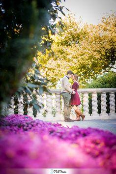 Engagement Photography Dallas Arboretum Botanical Gardens  | JJ