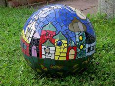 In the Garden - Caroline Jung Mosaic artist from passion Ingolstadt | Mosaic | art
