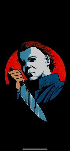 Your one stop shop for finding and sharing a variety of amazing, thought provoking, and stunning wallpapers for your smartphones, tablets & other. Horror Movie Tattoos, Horror Movie Characters, Horror Posters, Horror Icons, Halloween Movies, Scary Movies, Michael Myers Drawing, Scary Wallpaper, Arte Do Harry Potter