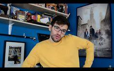 Daniel Radcliffe, Youtubers, Sweatshirts, Trainers, Sweatshirt, Sweater, Hoodie, Hoodies, Sweaters