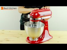 How to Fix a KitchenAid Stand Mixer That Is Leaking Oil - YouTube