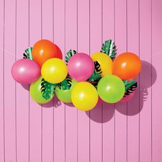 Sun Squad Balloon Garland With Leaves Balloon Garland, Balloon Arch, Balloons, Target Decor, Unique Home Decor, Leaves, Sun, Birthday Parties, Sculptures
