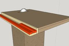 In this instructable you will see how I created the easiest, steadiest, strongest fully functional homemade table saw fence system. It's really simple. Easy Woodworking Ideas, Used Woodworking Tools, Woodworking Projects That Sell, Woodworking Workshop, Woodworking Bench, Diy Wood Projects, Table Saw Fence, Diy Table Saw, Homemade Tables