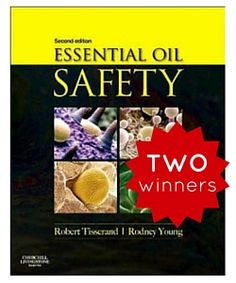 GIVEAWAY: Essential Oil Safety (two winners!) | Using Essential Oils Safely