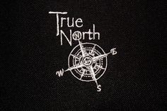 True North. It's not just a logo. It's a destination. Design trademarked by Fathom Wear®