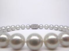 Google+ South Sea Pearls, Pearl Necklace, Google, Jewelry, String Of Pearls, Jewlery, Beaded Necklace, Bijoux, Jewerly