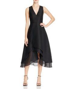 Keepsake All Yours Organza Flare Dress | bloomingdales.com