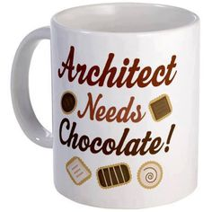 Taza para arquitectos