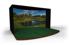 TruGolf - Golf Simulators TruGolf offers a wide range of simulation systems from portable, to