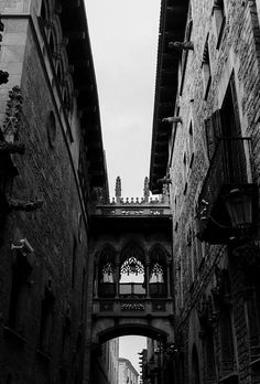 The Gothic Quarter (Catalan: Barri Goti) is the centre of the old city of Barcelona. It stretches from La Rambla to Via Laietana, and from the Mediterranean seafront to Ronda de Sant Pere. It is a part of Ciutat Vella district.