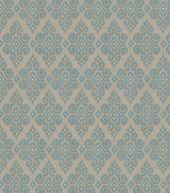 Home Decor Print Fabric- Eaton Square Persian Turquoise