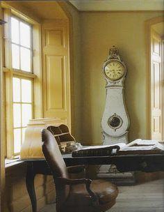 "photo from ""Classic Swedish Interiors"" by Lars Sjoberg (photo by Ingalill Snitt)"