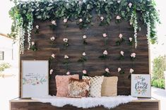 Custom Backdrop made by future father Arbors, Event Planning, Babyshower, Backdrops, Father, Wreaths, Decoration, Photography, Instagram