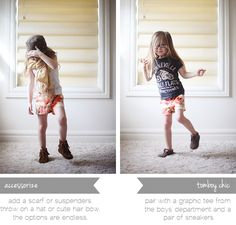 pinksugarland how to wear floral shorts