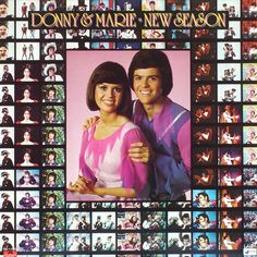 Donny & Marie New Season.Was my very first crush.Please check out my website thanks. www.photopix.co.nz