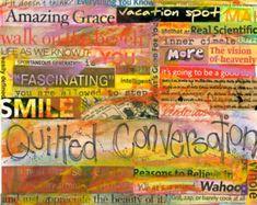 MIXED MEDIA Art Print I am a Piecemaker Peace by MaryKlumpStudio