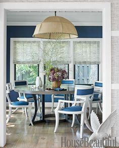 Blue and White Dining Room Elegant 18 Best Dining Room Paint Colors Modern Color Schemes for