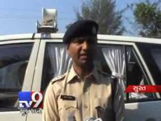 In Surat , Two died after drinking palmwine. deceased's fqmily has lodge police complaint. Police has started investigation to find out the reason behind death.  For more videos go to  http://www.youtube.com/gujarattv9  Like us on Facebook at https://www.facebook.com/gujarattv9