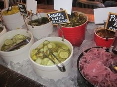 Pickle Bar
