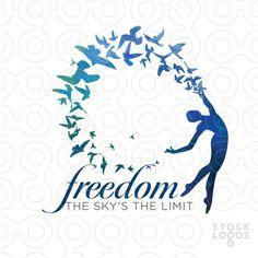 again the movement Unique Logo, Cool Logo, Pilates Logo, Dance Logo, Cosmetic Logo, Logo Design Examples, Festival Logo, Watercolor Logo, Education Logo