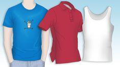 Le patron du Tshirt, du polo ou du débardeur ? Trop facile avec Mode pour LoL...!