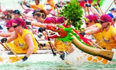 Where to Watch Hong Kong's Dragon Boat Races: Stanley has some of the largest high profile races in Hong Kong