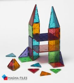 Review comparing Magna Tiles to other magnet sets