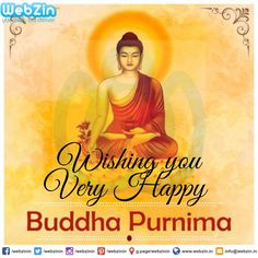 Wishing all of you a very happy Budh purnima.