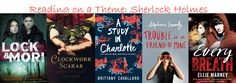 Intellectual Recreation: Reading on a Theme: Young Adult Sherlock Holmes Re...