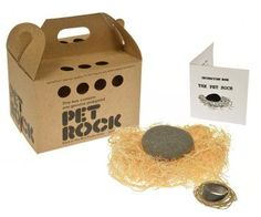 Rockinthebox Pet Rock with Walking Leash (Kraft)  The best gag gifts for 2017 are the ones your friends and family will remember.   Most people appreciate a good practical joke and these will give you some great gag gift ideas for Christmas 2017.  There are practical joke ideas for both men and women.   You will definitely make them laugh out loud at your funny gift as they will appreciate a good joke and laugh.  Go ahead and indulge their humor