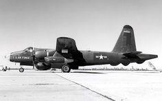 Lockheed RB-69A Neptune CIA recon plane