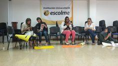 @Escolmeeduco Proyectando nuestras metas en la capacitación servir con el alma y trascender fronteras