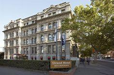 Grand Hotel Melbourne | Australia (1880)