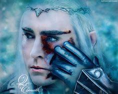 """""""Not all wounds heal"""" by Quelle Elenath - http://www.quelleelenath.deviantart.com ."""