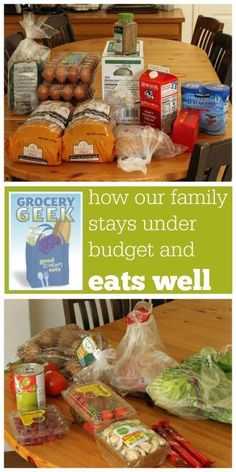 Grocery Geek report for May   Good Cheap Eats - this is how we feed our family of 8 on a budget.