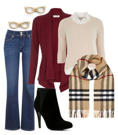 """""""Burberry in the Fall"""" by dancingwdaleks on Polyvore featuring Kate Spade, Levi's, Monsoon, ALDO, Dorothy Perkins and Burberry"""