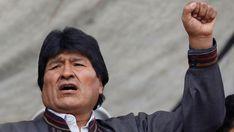 ICYMI: VIDEO: Evo Morales pide que se investiguen casos de corrupción de Odebrecht en Bolivia
