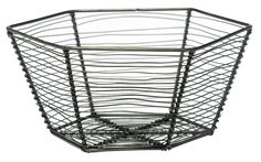 Room and Bloom - Wire Basket - Bronze, $21.00 (http://www.roomandbloom.com.au/kitchen/wire-basket-bronze/)