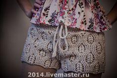 Αποτέλεσμα εικόνας για ярмарка мастеров  вязанные шорты