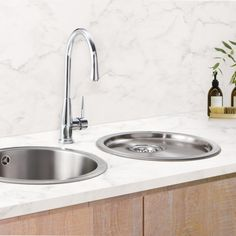 Stainless Steel Sinks available in the UK from Caple Sink Taps, Stainless Steel Sinks, Plumbing, Stainless Steel Kitchen Sinks