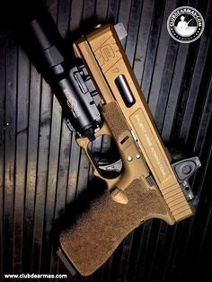 Glock by Salient Arms International. Self Defense Weapons, Survival Weapons, Assault Weapon, Assault Rifle, Tactical Knives, Tactical Gear, Salient Arms, Fire Powers, Military Guns